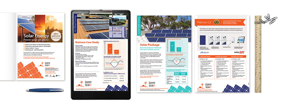 Country Solar Northern Territory material