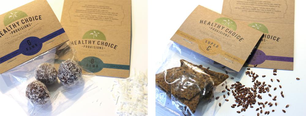 HCP Balls & Cracker Packaging