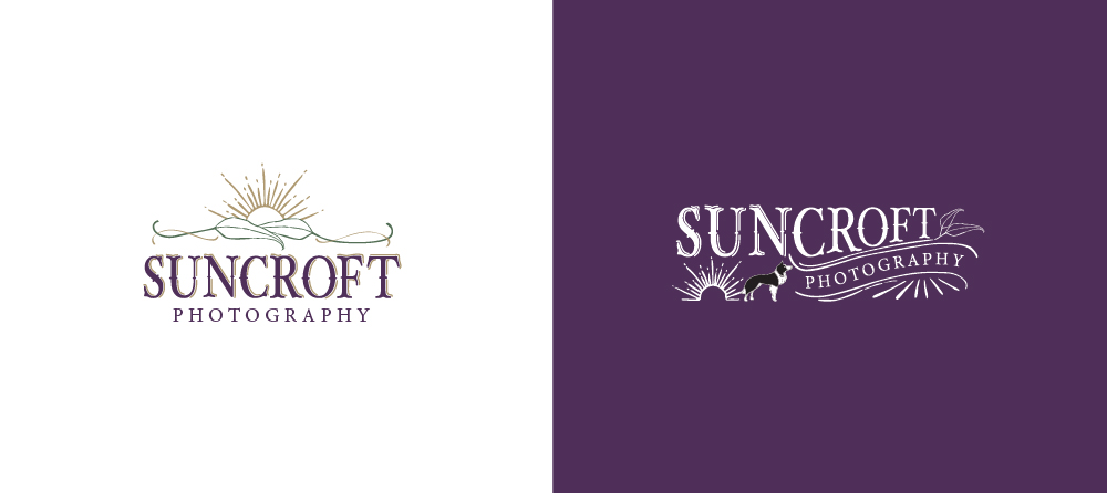 Suncroft Photography secondary logos