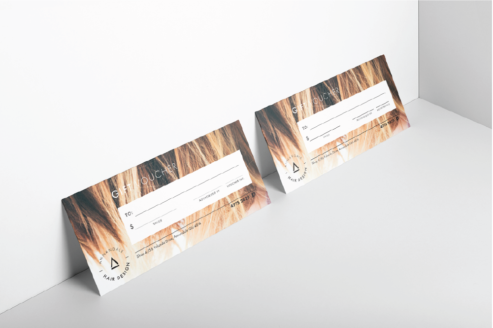 Annandale Hair Design Gift Voucher