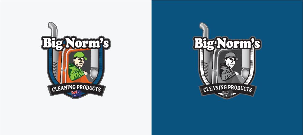 Big Norm's logo