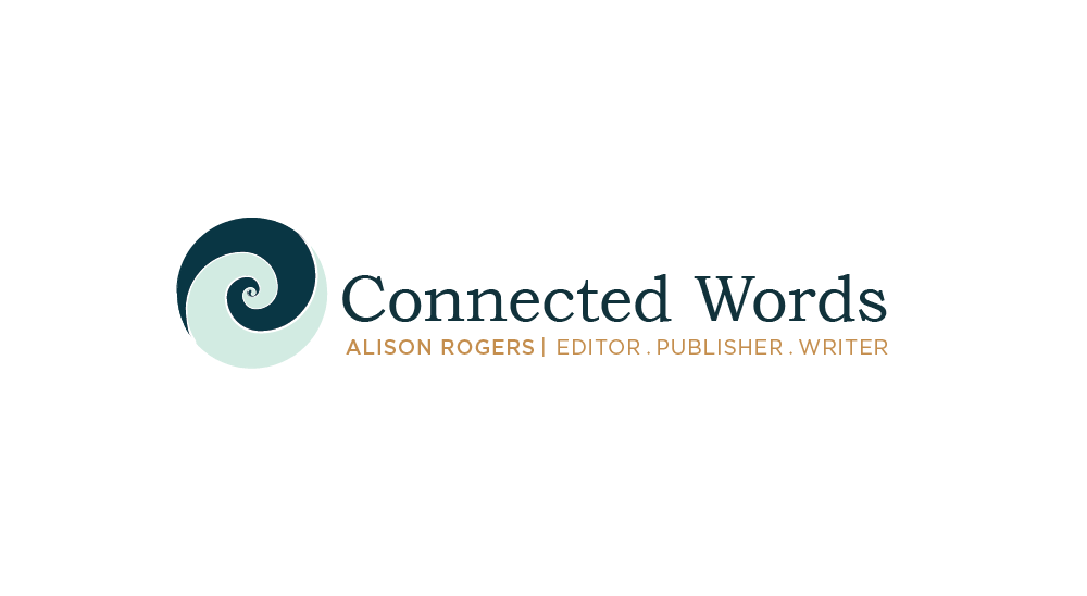Connected Words main logo