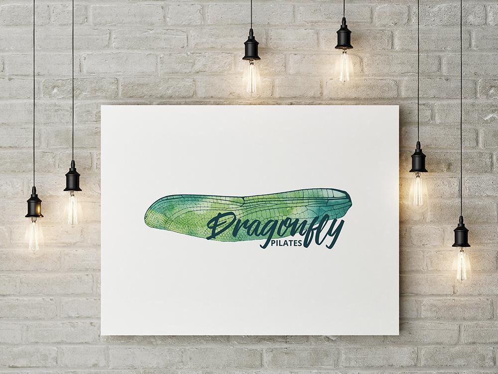 Dragonfly Pilates Brand Identity