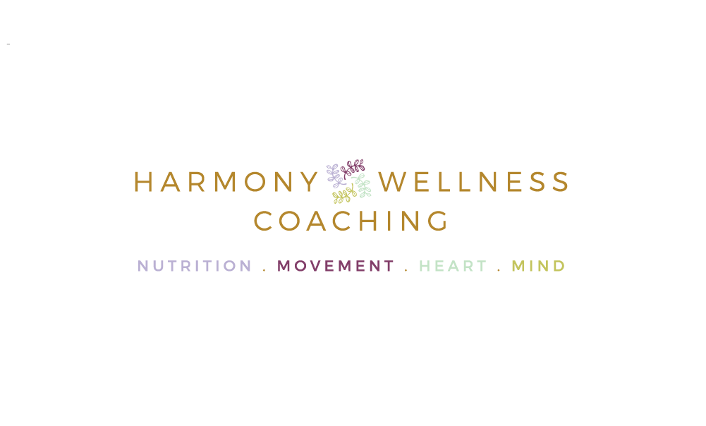 Harmony Wellness Coaching logo