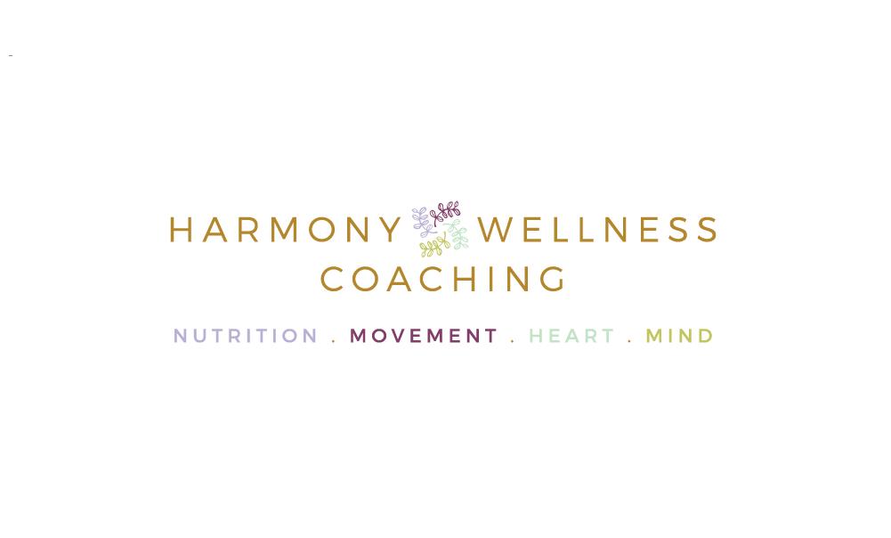Harmony Wellness Coaching logo